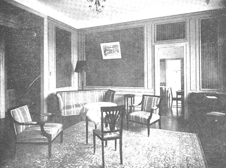 Esplanada Hotel - 1923 - quarto